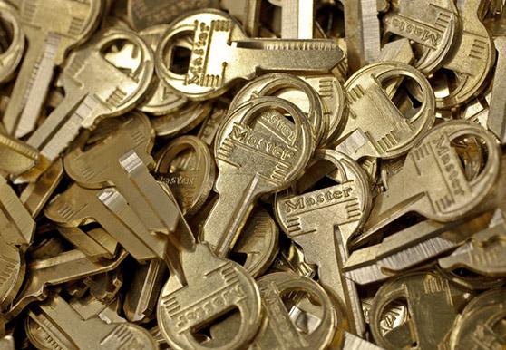 Studenten zonder sleutels