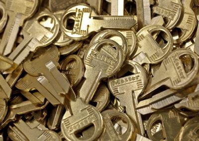 Studenten ohne Schlüssel